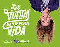 Las vueltas dan mucha vida / NATALIA