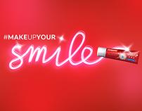 Colgate #MakeUpYourSmile feat. ClioMakeUp