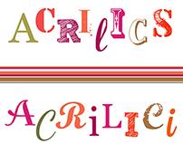 ACRILICS MISCELLANEUS