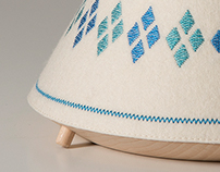 Tipi Lamps