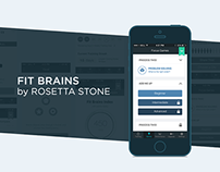 Fit Brains App