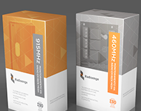 Mesh System Radio Packaging - Radioenge