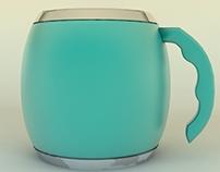 Rendering mug
