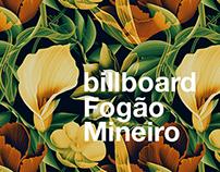 Highway Billboard | Restaurante Fogão Mineiro