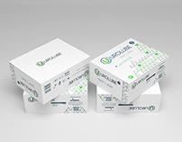 Urolube Package Design