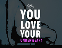 Do you love your underwear?