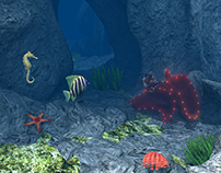 """Animation Film """"Fishes"""""""