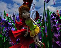 "Animation Film ""Fairy"""