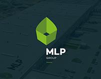MLP GROUP - Branding & Web Design