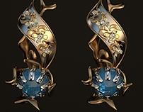 Jewelry (3D MAX)