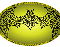 Celtic Bat Logo