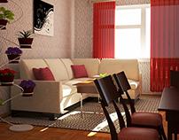 Interior (3D MAX)