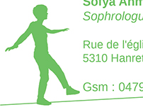 Carte de visite - Sofya