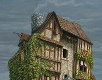 The old French house