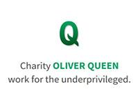Queen Carity Landing Page