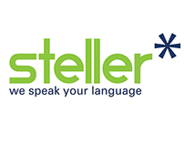 Steller IT logo design