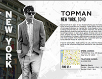 TOPMAN: STORE LOCATOR