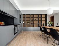 Apartment in Rotermanni quarter