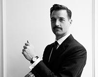 Christoffer Rudquist - Patrick Grant for Plaza Uomo