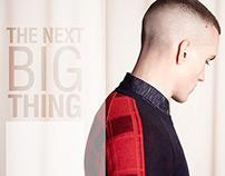 TOPMAN: THE NEXT BIG THING