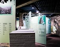 "Exhibition design ""Soolase elu kirjad"""