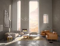Concept of interior