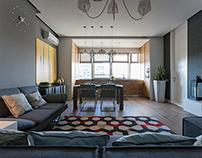 +1 apartment