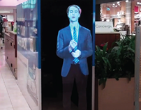 Chase Bank Hologram Case Study