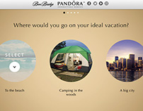 Ben Bridge Pandora Interaction Quiz