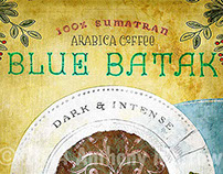 Blue Batak Arabica Coffee