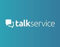 TalkService - Identidade Visual