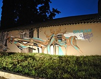Seixal Graffiti 2014