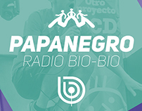 PAPANEGRO en la Radio