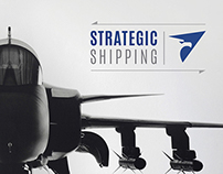 Strategic Shipping Branding + Web Design