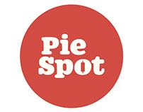 Pie Spot Branding