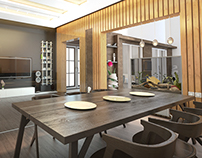 ZC Living Kitchen