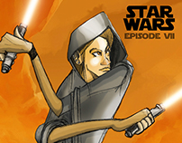 Jedi Illustrations