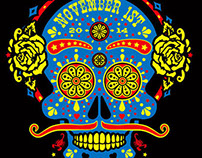 Hootenanny for the Hungry - Day of the Dead
