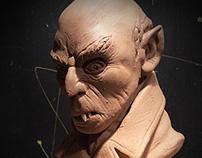 Nosferatu Clay