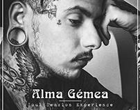 EP COVER Alma Gémea