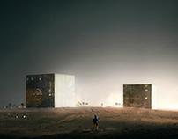 Desert Cube