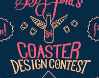 Design contest poster by Sol & Betty Ford's