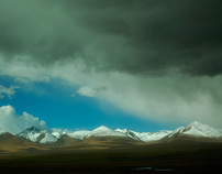 Too wide to grasp - Tibet 2005