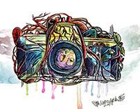 Tattoo Design Camera