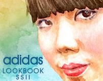 Adidas Originals SS11 Lookbook