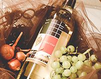 Wine Co. Branding