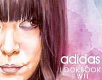 Adidas Originals FW11 Lookbook