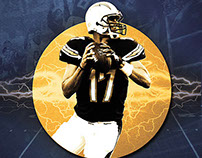 U-T Chargers: Complete Coverage Ad Campaign