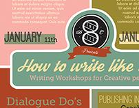 How to write like I do - 826DC