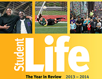 The Sage Colleges Student Life Annual Report